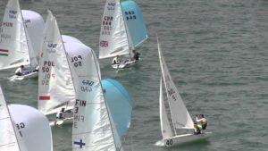 <b>420 & 470 Junior European Championships - Day 1</b>