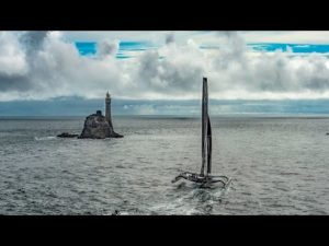 <b>Rolex Fastnet Race 2015 - Approaching the Fastnet rock - 17 August</b>