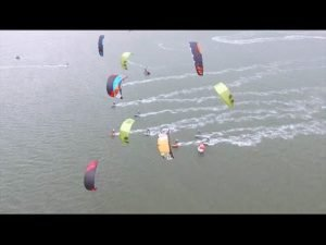 <b>Slalom Auto Bahn in ST PETER ORDING! - Virgin Kitesurf World Championships</b>