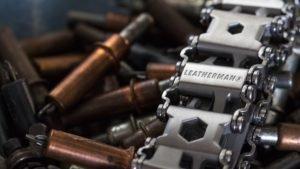 <b>Leatherman - Werkzeug-Armband</b>