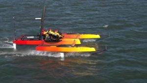 <b>K2 Kiteboat Helicopter shoot</b>