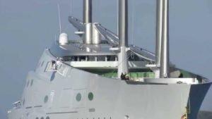 <b>White Pearl - Schiefbau statt Schiffbau 🙂</b>