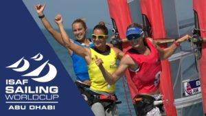 <b>Fast finish to Abu Dhabi</b>