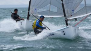 <b>Finn Gold Cup 2015 - Takapuna - Day 5 - Update</b>