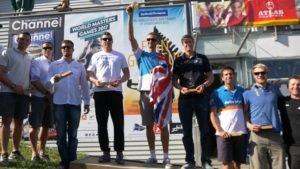 <b>Finn Gold Cup 2015 - Takapuna - Finale</b>