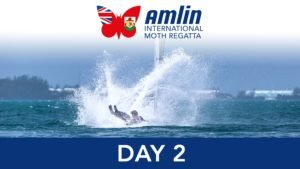 <b>2015 Amlin International Moth Regatta - Day 2 Highlights</b>