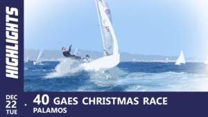 <b>Christmas-Race 2015 - Palamos - mit Max Kohlhoff</b>