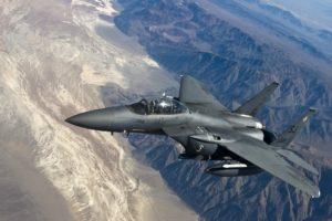 Fighter jets intercept plane...