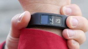 Garmin Vivofit – zeigt Dir, wenn es Zeit für das Training ist