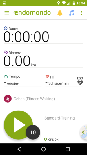Fitness-Apps:  Endomondo vs R...