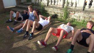 Fitnesstraining für Jollensegler