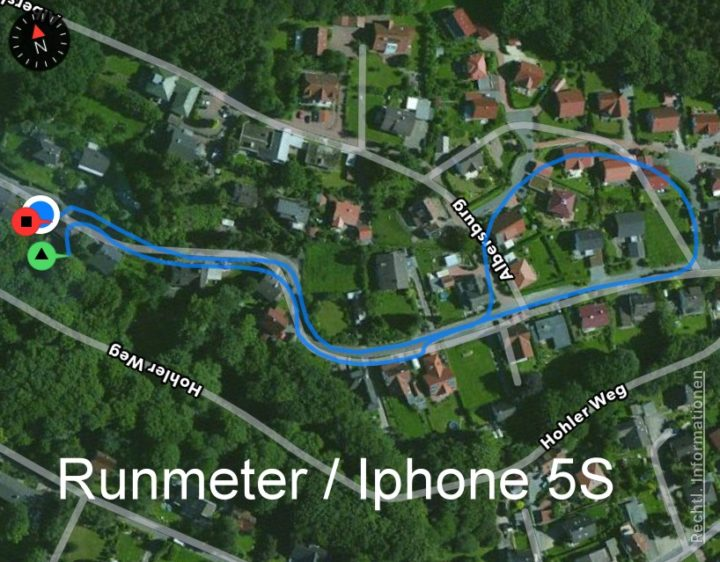 Runmeter-Iphone5S