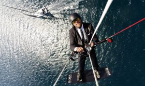 <b>HUGO BOSS | The SkyWalk by Alex Thomson | Extreme Sailing #skywalk</b>