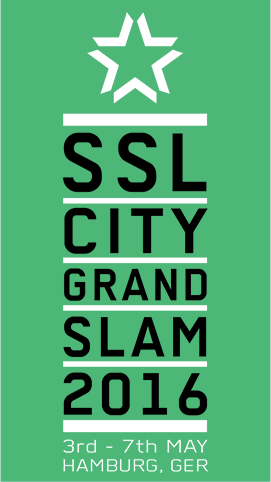 <b>Star - City Grand Slam - Hamburg - 3.-7. Mai 2016</b>