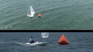 <b>Laser Standard Men's World Championship - FMV Cup - Day 4</b>