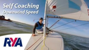 <b>Downwind Speed - Self Coaching Tips with Penny Clark</b>