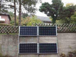<b>Krisenvorsorge - autarke Solar-Stromversorgung - Update</b>