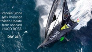 Alex Thomson - Energy Bars a...