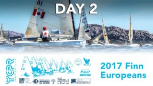 Finn Europeans Day 3