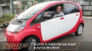 Günstige Elektroautos im Tes...