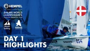 Sailing World Championships 2018 – Aarhus – Danmark