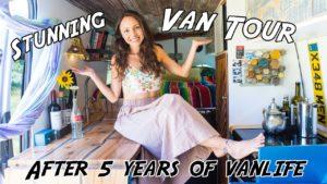 <b>After 5 years + 5 TINY HOMES | Sprinter Van Conversion</b>