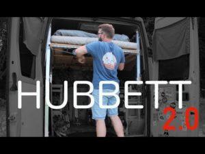 Camper Van Hubbett