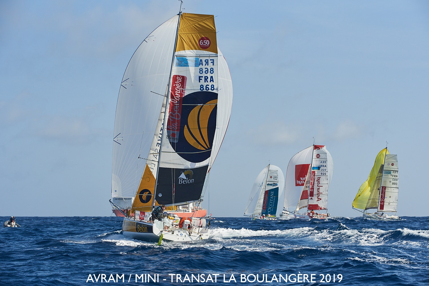 <b>Mini-Transat 2019 -  Morten Bogacki hat ein Problem</b>