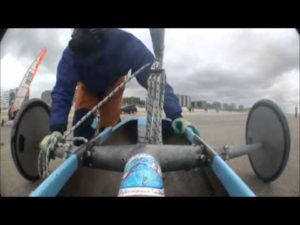 <b>Landsailing Team USA goes to the world Championships in Belgium 2010</b>