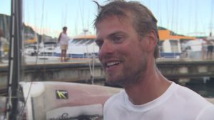 <b>Mini-Transat - Morten Bogacki  third Proto</b>