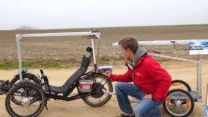 Solar Trikes