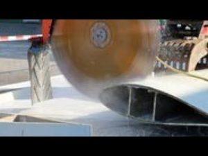 <b>Abriss alter Windräder: Tonnenweise Sondermüll</b>