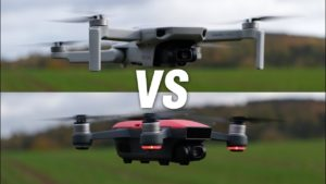 <b>Die neue DJI MAVIC MINI  Drohne im Vergleich</b>