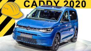 <b>VW CADDY 2020</b>