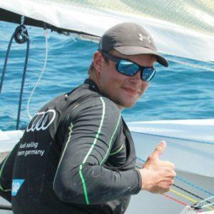 <b>Phillip Kasueske beendet seine Olympiakampagne im Finn</b>