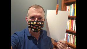 <b>Mundschutz-Test  - auch die selbstgenähte Maske hilft</b>