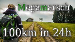 <b>Megamarsch 100km in 24h -Teil 1- Einführung</b>