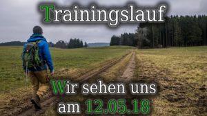 <b>Megamarsch 100km in 24h -Teil 3- Training und Erkenntnisse</b>