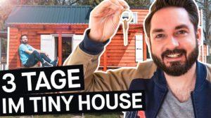 <b>Tiny House: Eine echte Alternative zur Mietwohnung? – Selbstversuch || PULS Reportag</b>