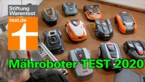 Test Mähroboter 2020: Viele S...