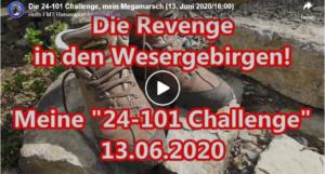 <b>24-101 Challenge - Rolf versucht  es schon wieder</b>