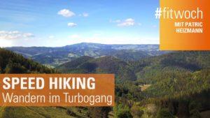 <b>Speed Hiking – Wandern im Turbogang | #fitwoch mit Patric Heizmann | DAK-Gesundheit</b>