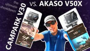 <b>Campark V30 vs. Akaso V50X Ultimate Showdow - Is There a Clear Winner?!</b>