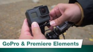 GoPro und Premiere Elements ...