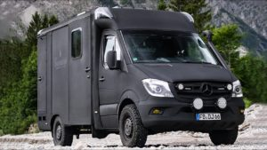 Roomtour: Mercedes Sprinter ...