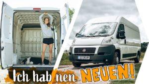 <b>FIAT DUCATO CAMPER AUSBAU - Update</b>