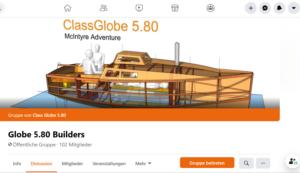 <b>Class Globe 5.80</b>
