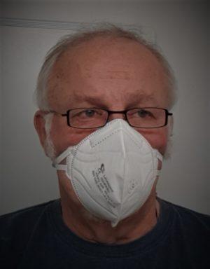 Corona-Empfehlung: FFP2 Mask...