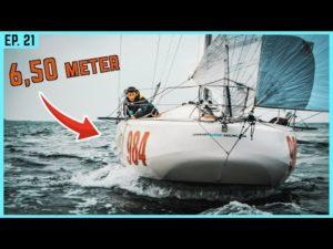<b>DAMIT will er über den Atlantik !? Eine echte Rennziege unter Segeln | BootsProfis #21</b>