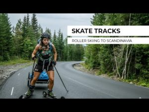 <b>Skate Tracks: first long distance roller ski adventure ever</b>